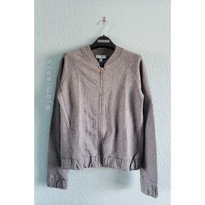 Cotton On | NWT Varsity Style Raglan Zip-Up Jacket